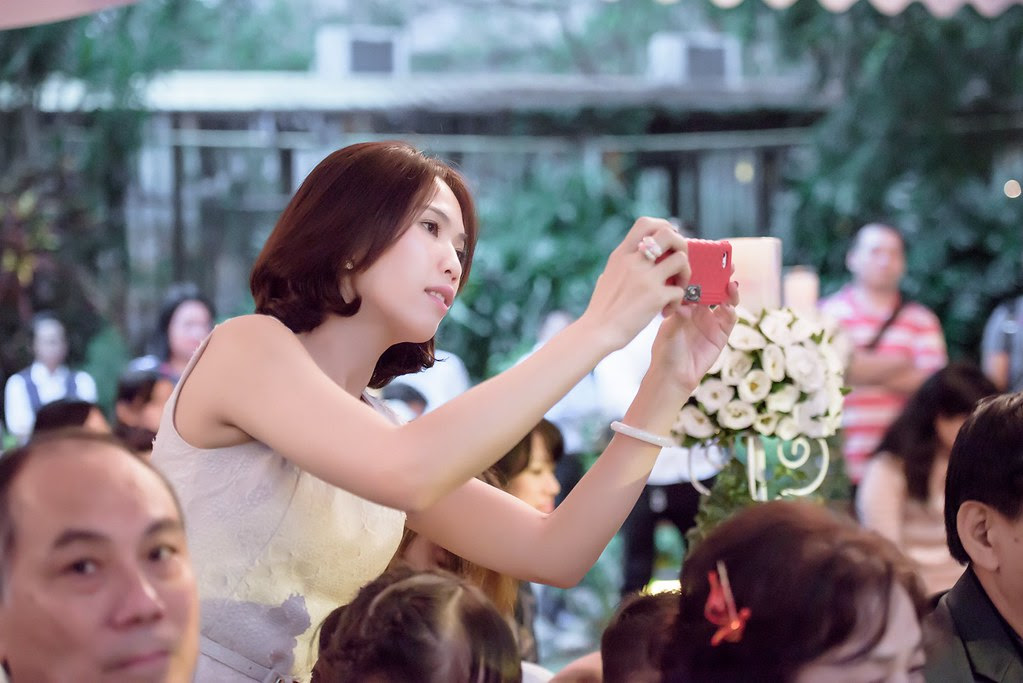 099青青時尚會館戶外婚禮