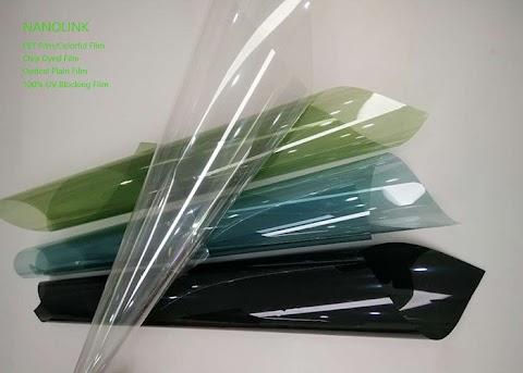 Transparent Uv Protective Film For Car Windows