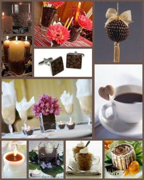 1000  images about Coffee Themed Wedding Ideas on