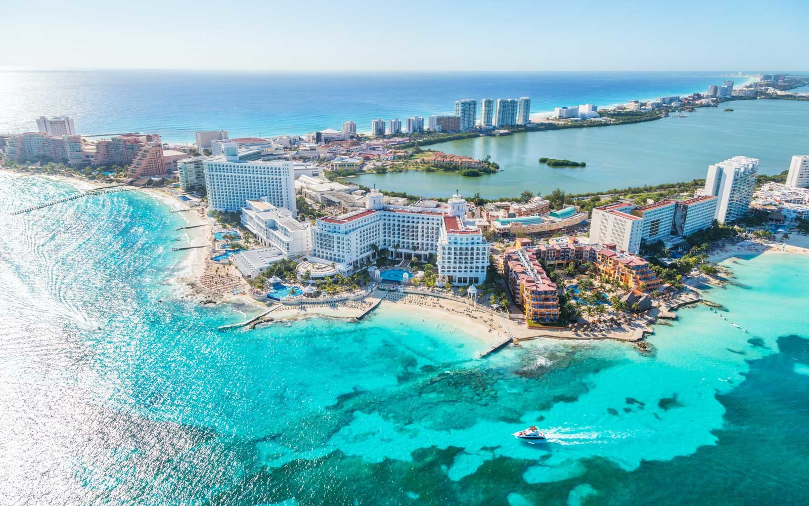 The Best AllInclusive Resorts in Cancun  Travel  Leisure