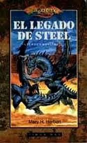 Portada del libro El legado de Steel, de Mary H. Herbert