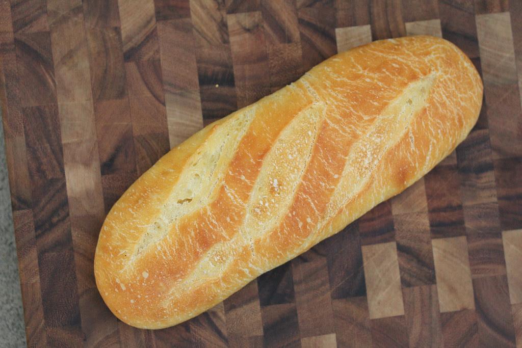 Semolina Torpedo Bread Pane di Altamura