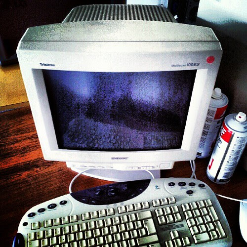 Old Computer (early 00s) by g4ll4is, on Flickr