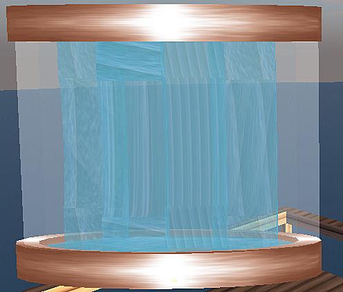 35L Nishi Designs Copper Fountain