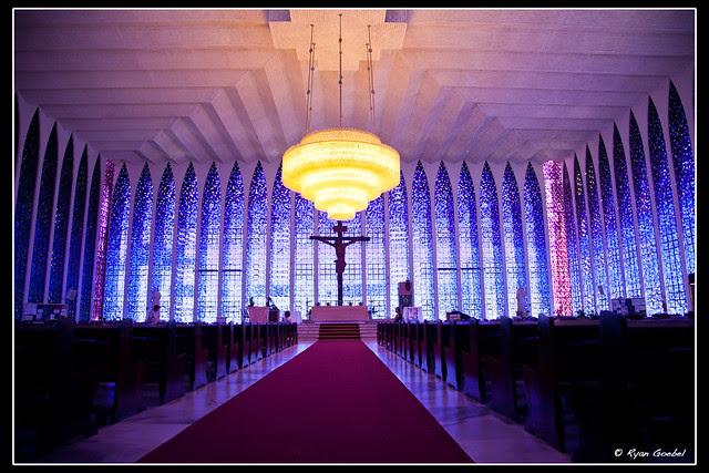 Dom Bosco Sanctuary Brasilia