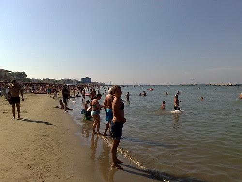 Sulla spiaggia 5 Bellearia by durishti