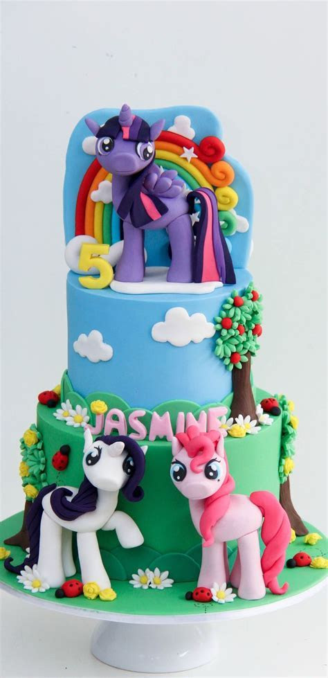 443 best My Little Pony Cakes images on Pinterest