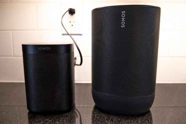 The portable $399 Sonos Move is like having two great speakers in one