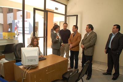 Rtnoticias Inauguraron Módulo Del Sat En Palacio Municipal