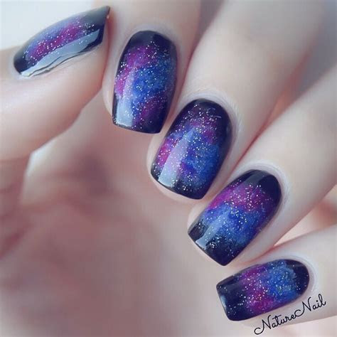 25  best ideas about Purple Wedding Nails on Pinterest