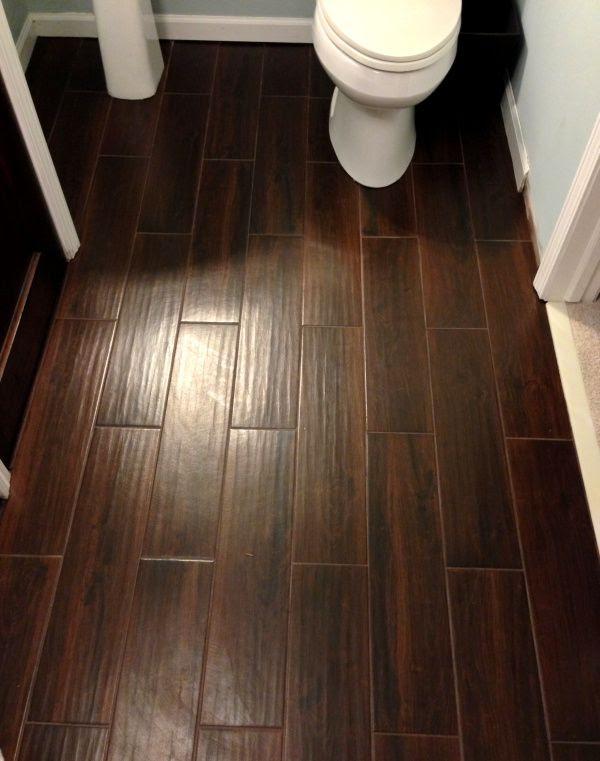 22 Bathroom Floor Tiles Ideas- Give Your Bathroom a ...