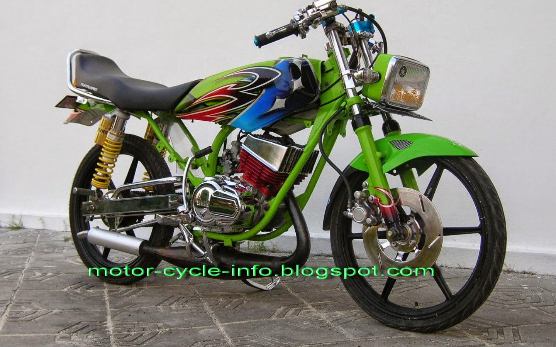 Modifikasi Motor Honda Blade Repsol 2012 Kumpulan Modifikasi Motor