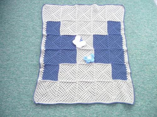 A lovely blanket for the Elderly.
