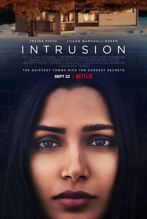 Intrusion (2021) 480p 720p 1080p WebRip  Dual Audio (Hindi+English)   Netfix Film