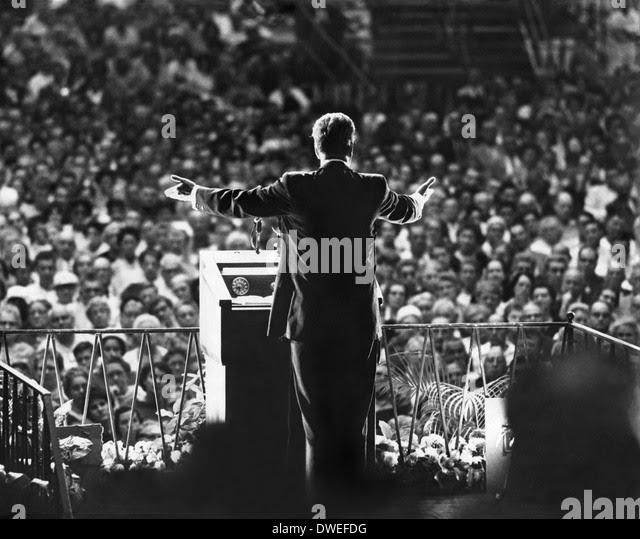 Billy Graham Preachi