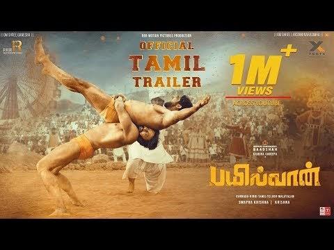 Bailwaan Tamil Trailer