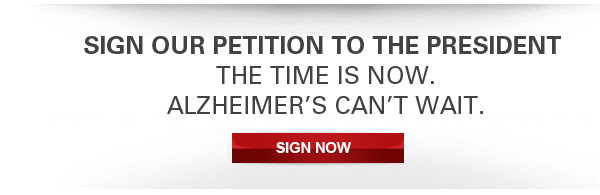 Sign our Petition to the President