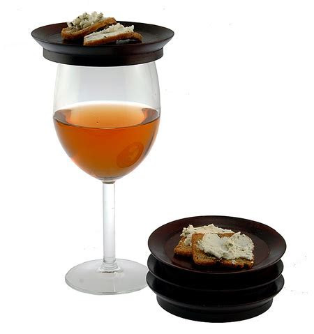 Wine Glass Top Appetizer Plates  Appetizer Plates, Hostess