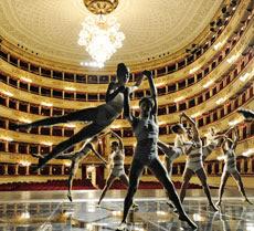 An Italian Dream, Tod's e il Teatro alla Scala