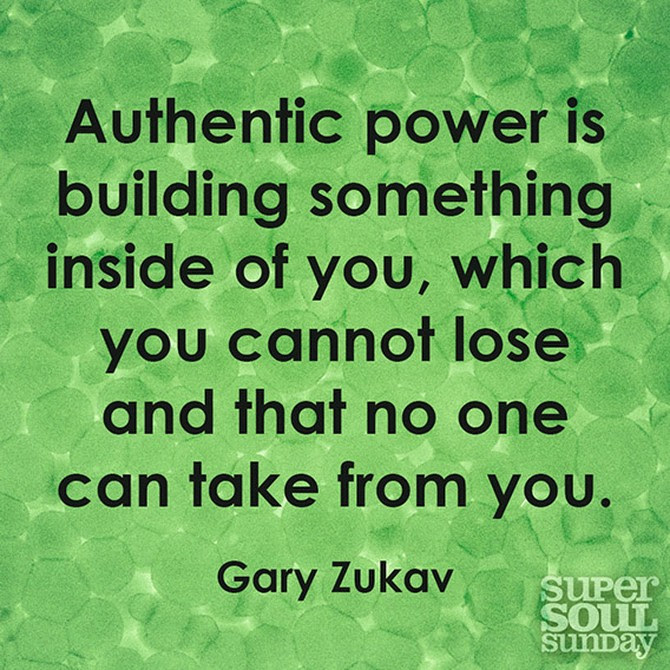 6 Insights On Spiritual Growth From Gary Zukav