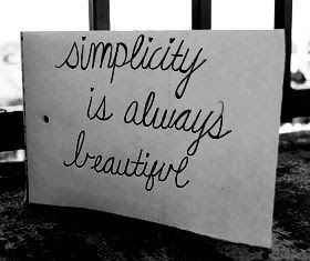 Simplicity Quotes Quotes About Simplicity Sayings About Simplicity