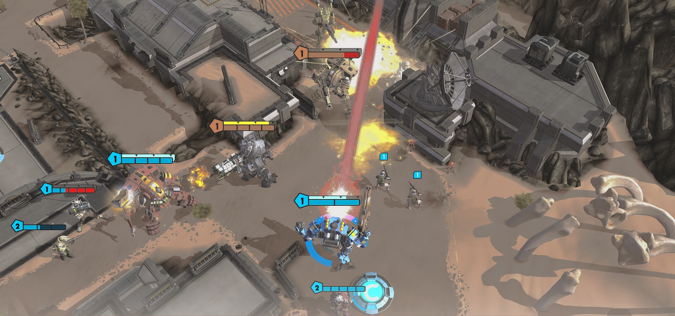 Titanfall: Assault 0.0727.35476 APK for Android
