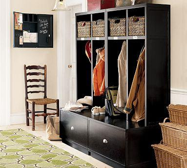 Brady 4-Piece Open Entryway Suite | Pottery Barn