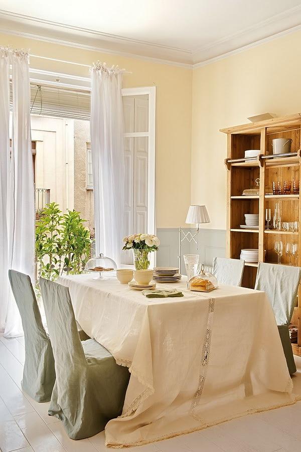 El Mueble Una casa muy femenina para cuatro mujeres 3