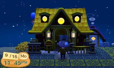 Kupowered Interior Home Design Animal Crossing New Leaf Edition