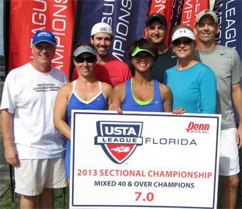 Florida Tennis Briefs(5): One-on-One Doubles, Regional Columnists