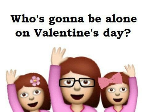Whos Gonna Be Alone On Valentines Day Pictures Photos And