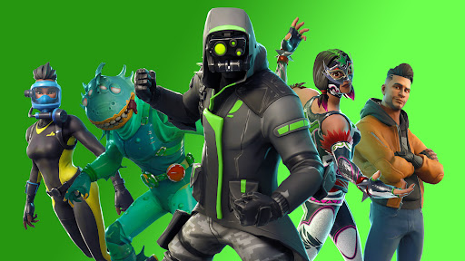 Fortnite Characters And Fortnite Heroes Gaminlegacy