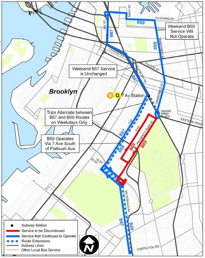 B48 Bus Map World Map 07
