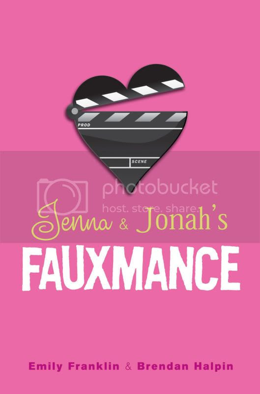 jenna and jonah's fauxmance by emily frankland and brendan halpin