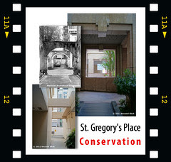 St Gregory's Place Conservation