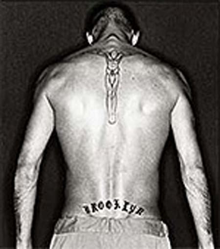 david beckham tattoos  star tattoos