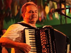 Cantor e compositor Flávio José (Foto: Divulgação/Site Oficial)