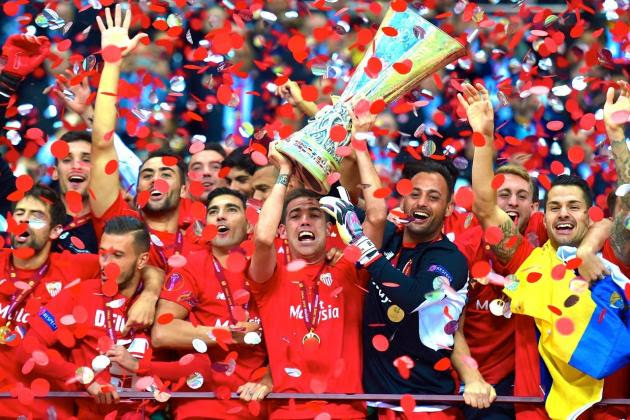 Dnipro vs. Sevilla: Score, Report and Reaction from 2015 Europa League Final