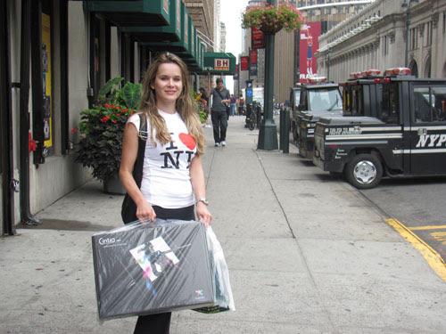 comprando tablet cintiq wacom em new york b&h photo, dicas para ilustradores,
