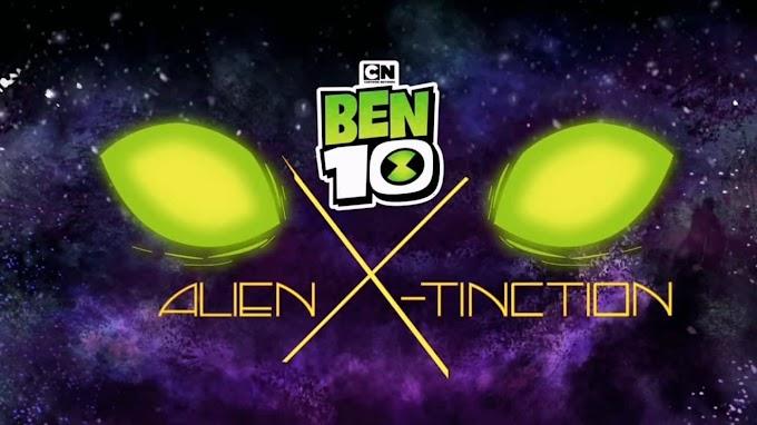 Ben 10 Alien X-Tinction (2021) Dual Audio [Hindi DD2.0-English DDP2.0] 480p, 720p & 1080p HD WEB-DL | 10bit HEVC ESub