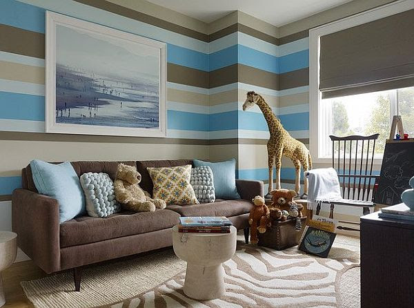 Muddy Tracks? Decorating With Brown Brings Out the Best