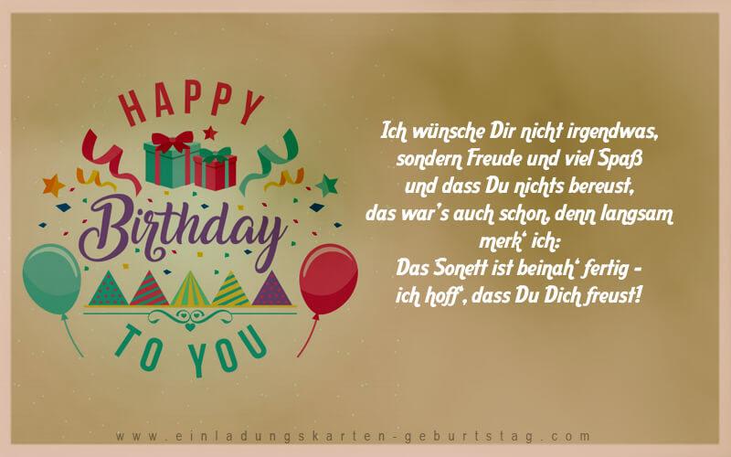 39 Geburtstagswunsche Auf Englisch Finestwords De