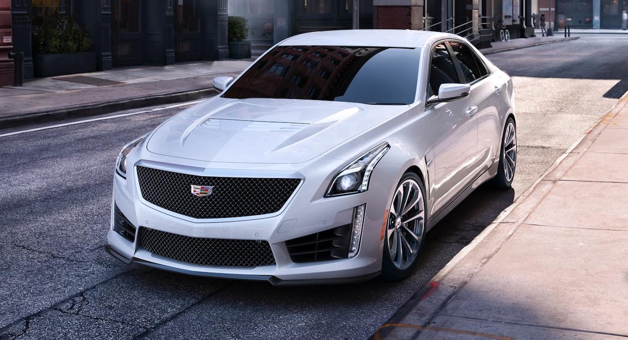 2018 CTS-V Sedan - Photo Gallery | Cadillac