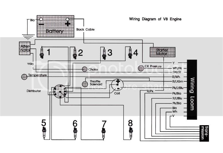 Holden 308 Wiring Diagram