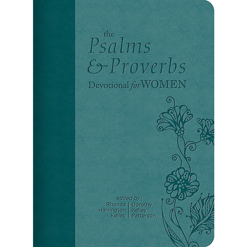 Image result for the psalms & proverbs devotional for women