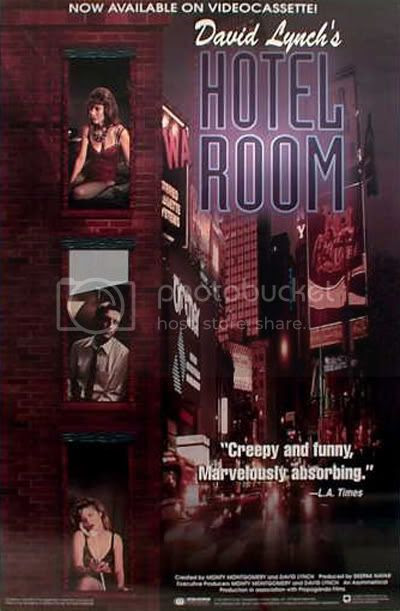 David Lynch's Hotel Room
