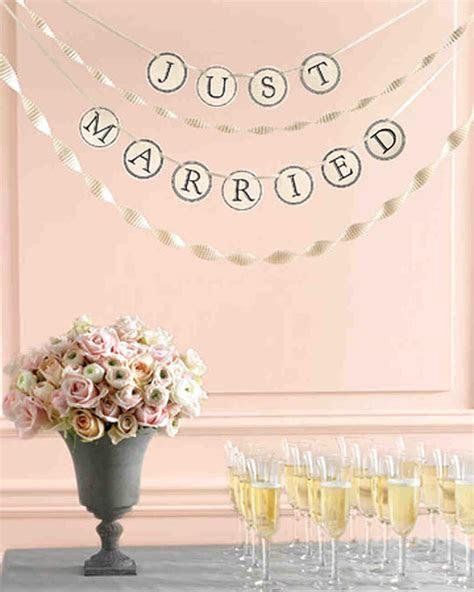 Templates for Wedding Decorations   Martha Stewart Weddings