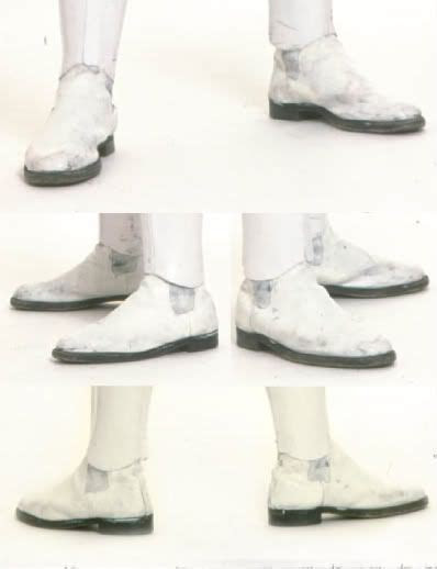 Did you know that the Stormtrooper boots from Star Wars