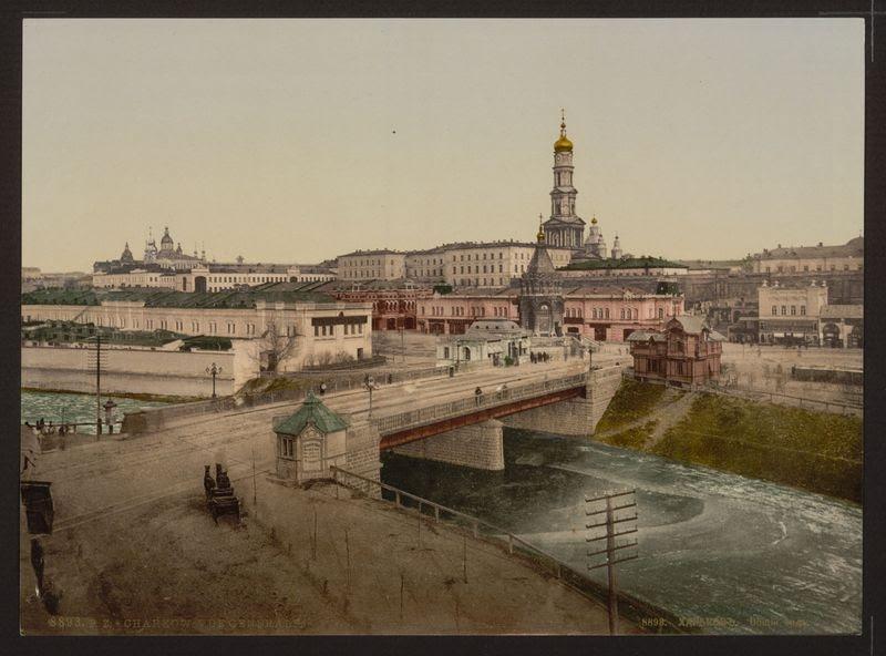 19thcentury001 109 Russian Cities In the XIX Century