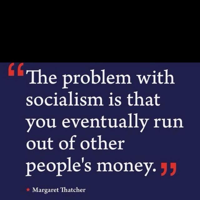 Margaret Thatcher Quotes Socialism. QuotesGram